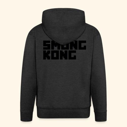 Smong kong merkevare - Premium Hettejakke for menn