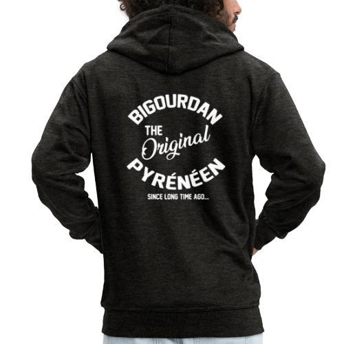BIGOURDAN - Veste à capuche Premium Homme