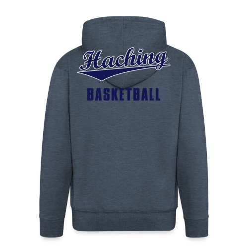 Haching Basketball - Männer Premium Kapuzenjacke