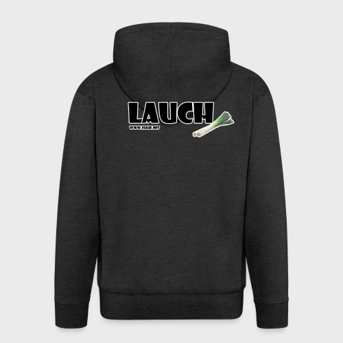 Lauch - Männer Premium Kapuzenjacke