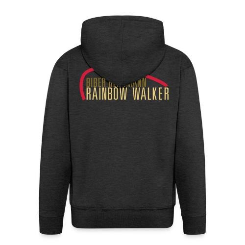 RAINBOW WALKER - Männer Premium Kapuzenjacke