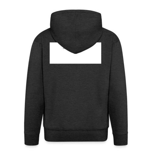 eat sleep sing - Men's Premium Hooded Jacket