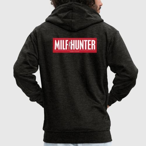 MILFHUNTER1 - Herre premium hættejakke
