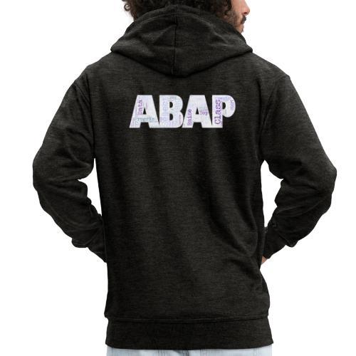 ABAP - Männer Premium Kapuzenjacke