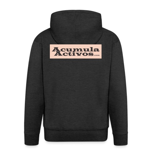 AA-jpg - Chaqueta con capucha premium hombre