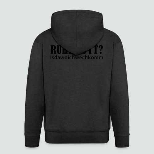 Ruhrpott - isdawoichwechkomm - Männer Premium Kapuzenjacke