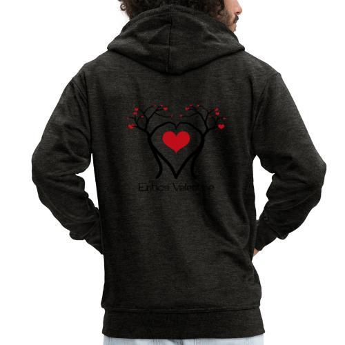 Saint Valentin des Ents - Veste à capuche Premium Homme