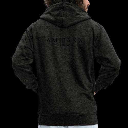AMMANN Fashion - Männer Premium Kapuzenjacke