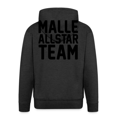 Malle Allstar Team - Männer Premium Kapuzenjacke