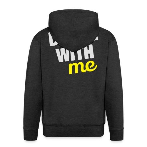dance with me - Männer Premium Kapuzenjacke