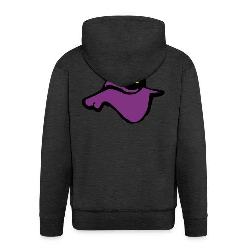 Skeletor - Men's Premium Hooded Jacket