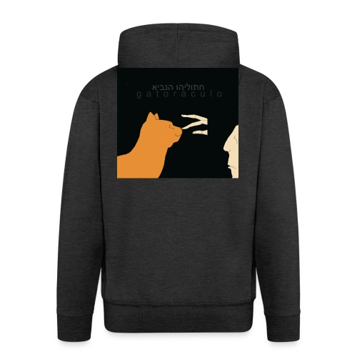 Gaturbe-Gato MimadoG - Chaqueta con capucha premium hombre