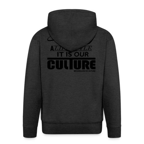 Urban Long shirt - Men's Premium Hooded Jacket