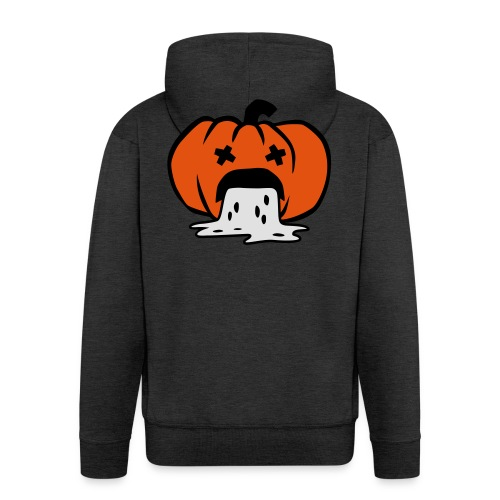 Halloween - Männer Premium Kapuzenjacke