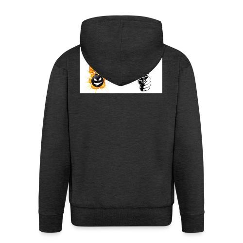 Maglietta th3drop - Felpa con zip Premium da uomo