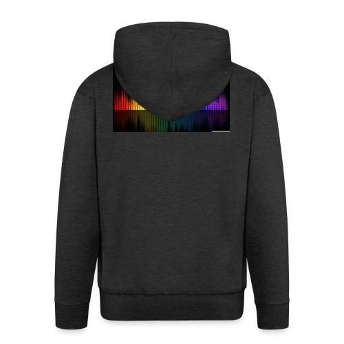 Colorfull - Veste à capuche Premium Homme