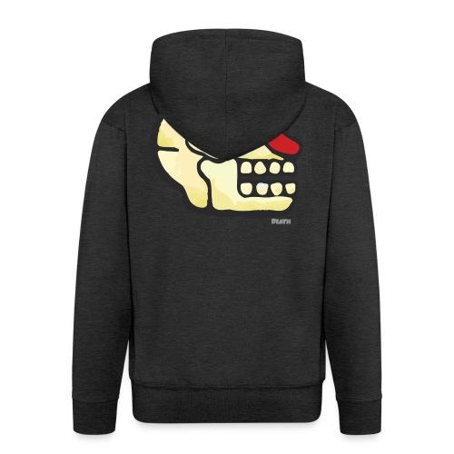 Aztec Icon Death - Men's Premium Hooded Jacket