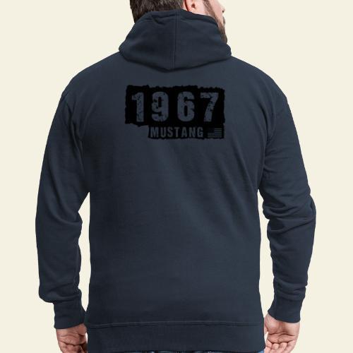 1967 - Herre premium hættejakke