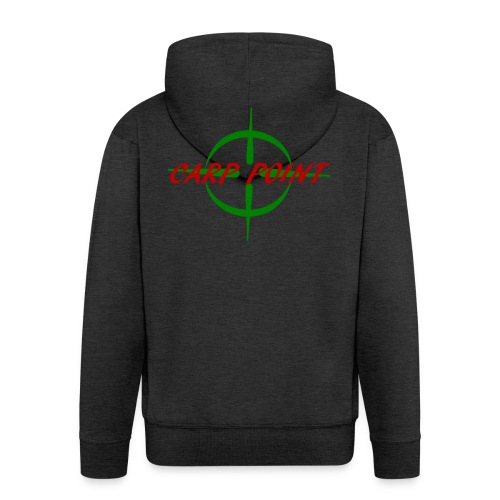 Carp Point T-Shirt - Männer Premium Kapuzenjacke