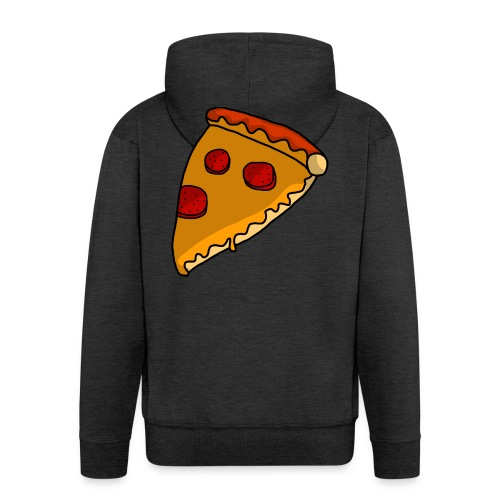 pizza - Herre premium hættejakke