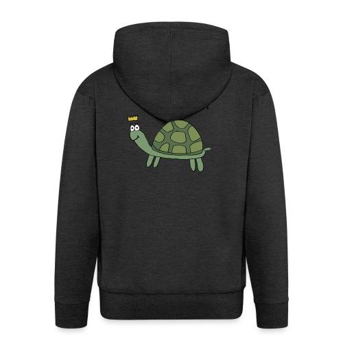 turtle - Mannenjack Premium met capuchon