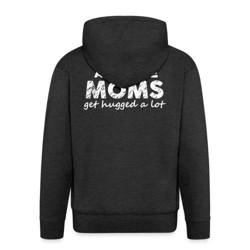 Leuk kado voor je moeder! - Mannenjack Premium met capuchon