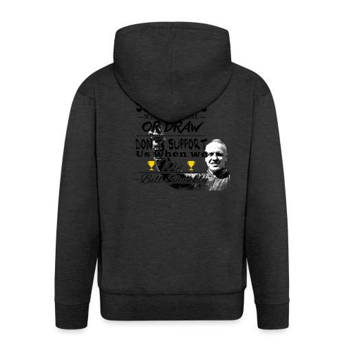 Bill Shankly - Barntröja - Premium-Luvjacka herr