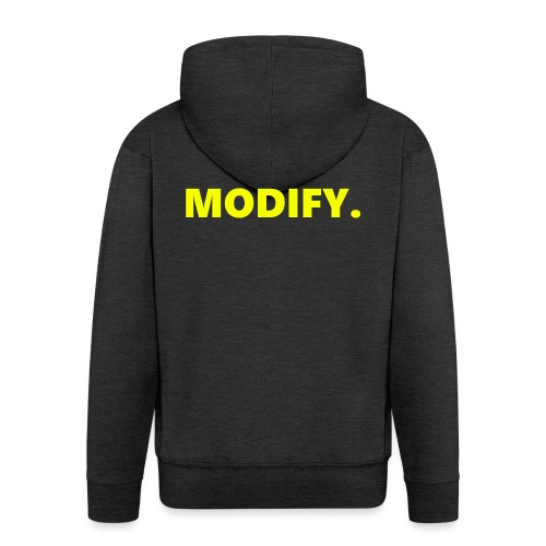 MODIFY. - Men's Premium Hooded Jacket