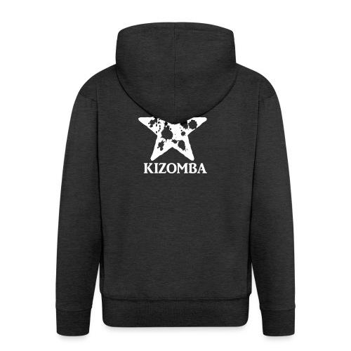 kizomba - Veste à capuche Premium Homme