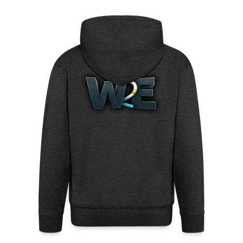 w2e 3d - Veste à capuche Premium Homme
