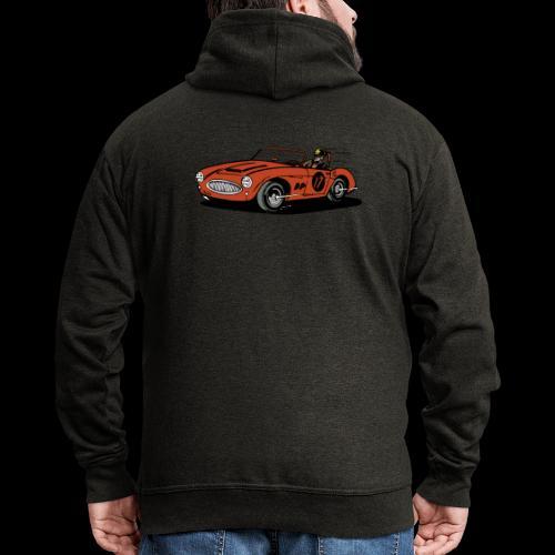 car - Männer Premium Kapuzenjacke