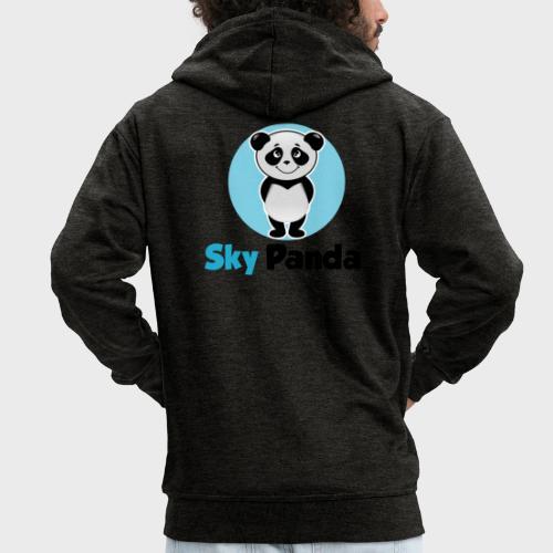 Panda Cutie - Männer Premium Kapuzenjacke