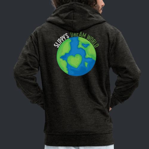 Slippy's Dream World - Men's Premium Hooded Jacket