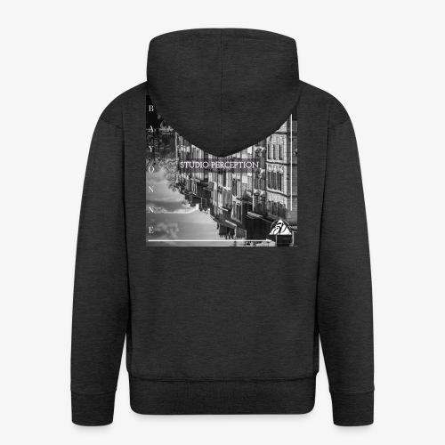 BAYONNE PERCEPTION - PERCEPTION CLOTHING - Veste à capuche Premium Homme
