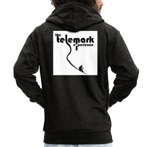 Telemark eXperience - Männer Premium Kapuzenjacke