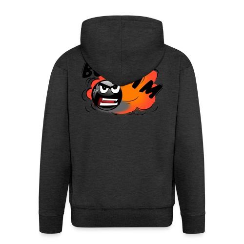 Bomba - Chaqueta con capucha premium hombre