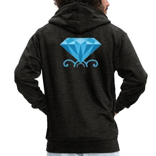 Platinum - Men's Premium Hooded Jacket