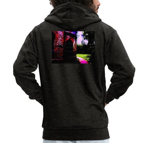 POP - Men's Premium Hooded Jacket