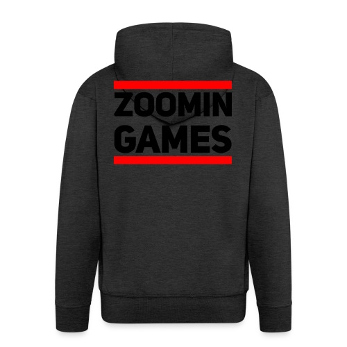 9815 2CRUN ZG - Men's Premium Hooded Jacket