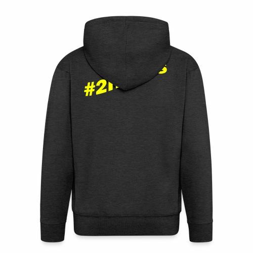 2Hands - Men's Premium Hooded Jacket