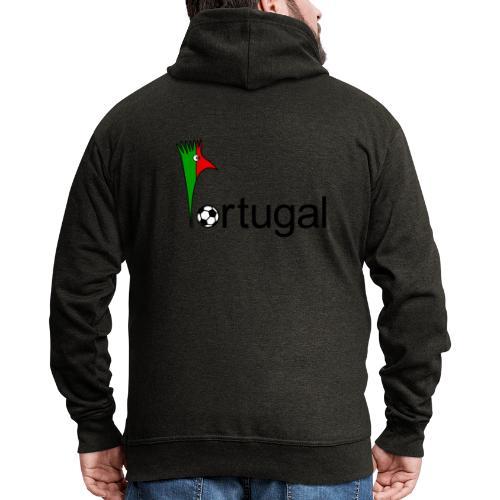 Galoloco Portugal 1 - Men's Premium Hooded Jacket