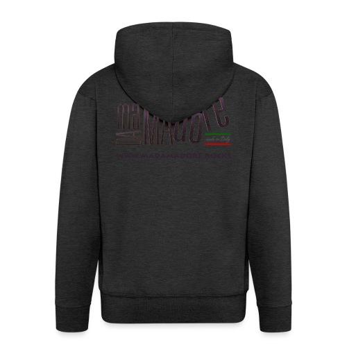 T-Shirt - Donna - Logo Standard + Sito - Felpa con zip Premium da uomo