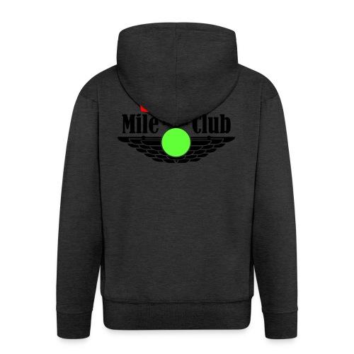 mile high club - Mannenjack Premium met capuchon