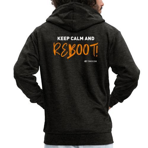 Reboot - Herre premium hættejakke