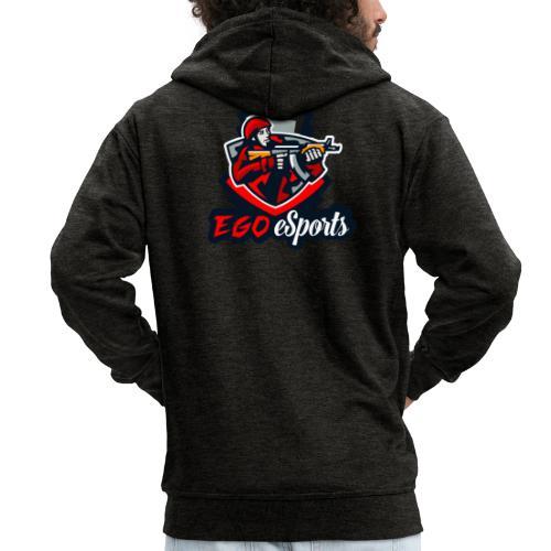 EGO eSports Official Logo - Premium-Luvjacka herr