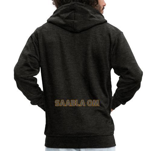 Saabla om - Premium-Luvjacka herr