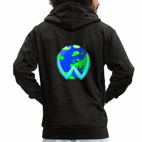 wister mundo - Chaqueta con capucha premium hombre