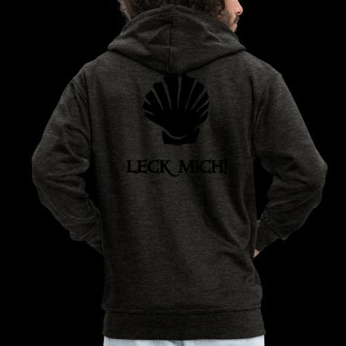 ~ Leckmuschel ~ - Männer Premium Kapuzenjacke