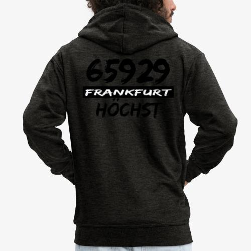 65929 Frankfurt Höchst - Männer Premium Kapuzenjacke