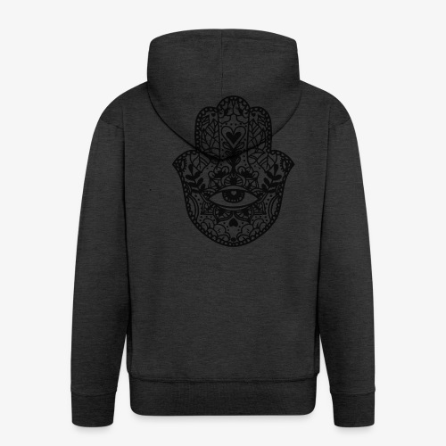 mandala4 - Men's Premium Hooded Jacket